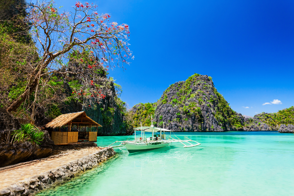 Coron, Philippines (ShutterStock image)
