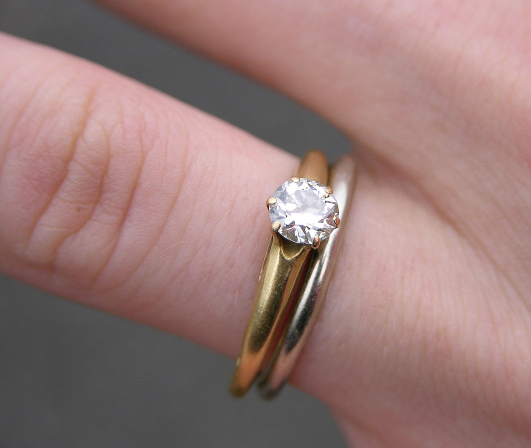 Twice lost wedding ring found by metal detector, finally returned to ...