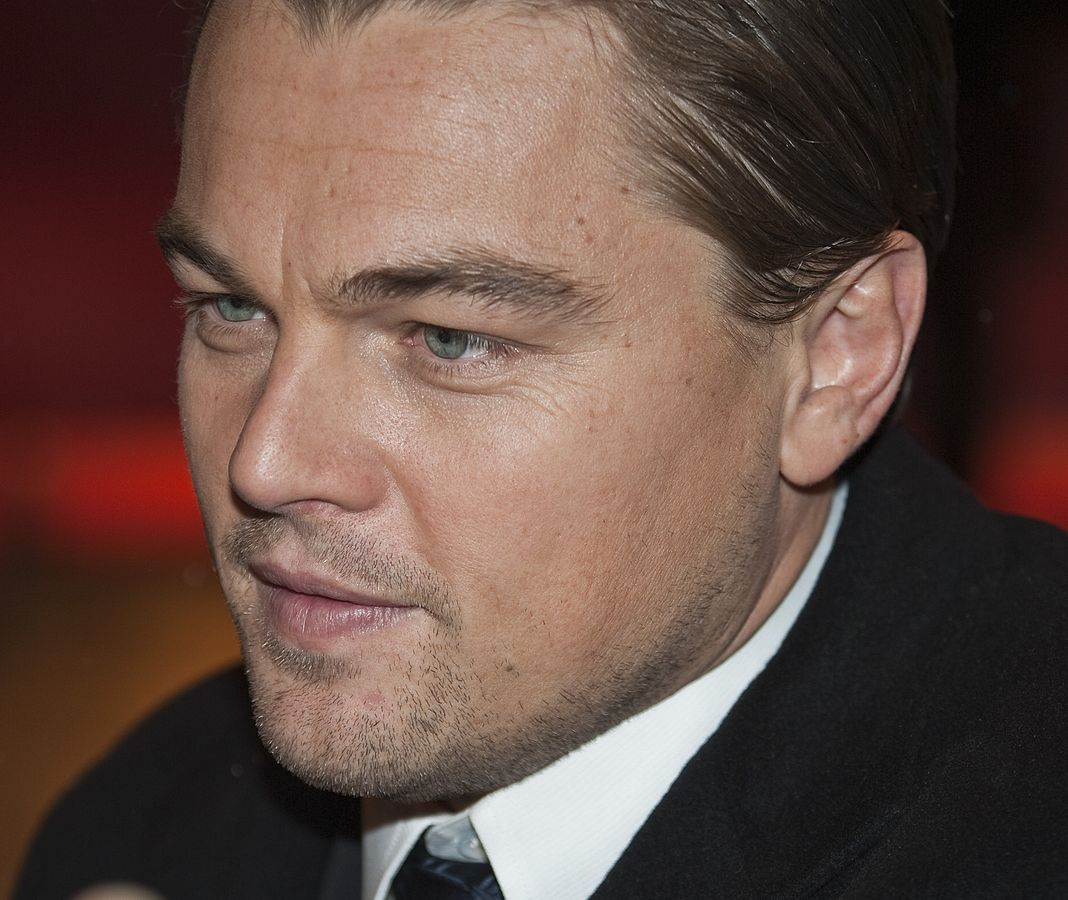 Leonardo DiCaprio. Photo by Siebbi / ipernity.com / Wikimedia Commons.