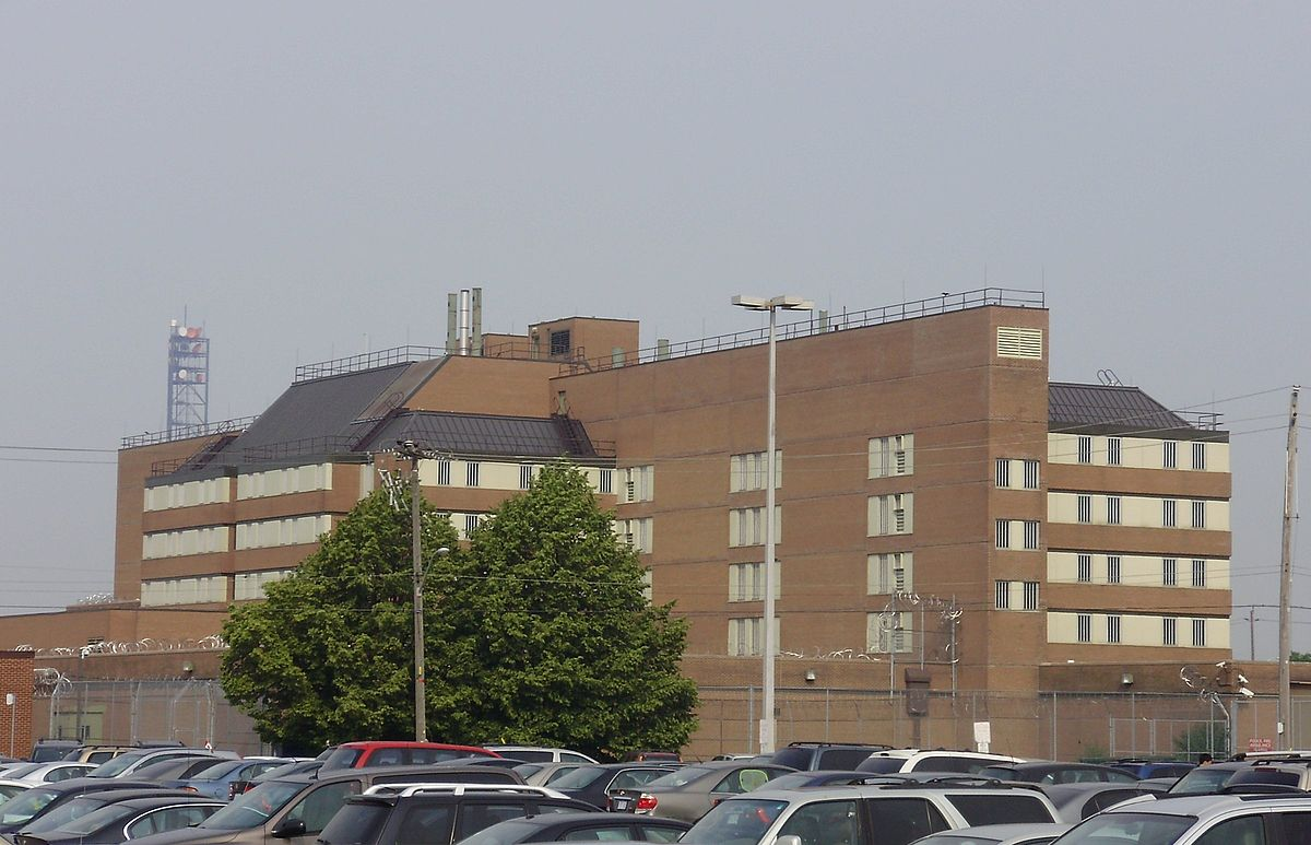 The Toronto East Detention Centre in Scarborough. Photo by GTD Aquitaine / Wikimedia Commons.