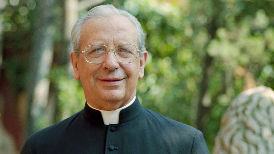 Bishop Alvaro Del Portillo. Photo from opusdei.us.