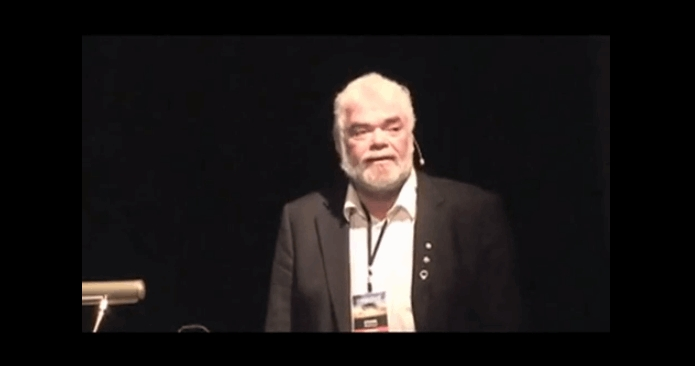 Dr. Frank Plummer. Screenshot from YouTube.