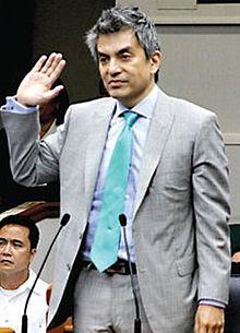 Toby Tiangco (Wikipedia photo/ Bong Mendoza)