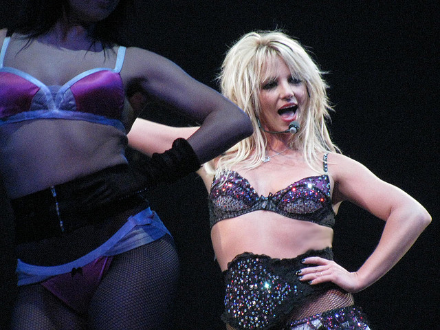 Britney Spears. Photo by Sam Lavy / Flickr.