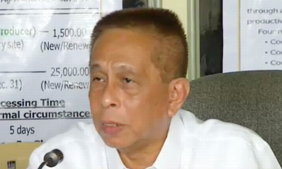 NFA Chairman Arthur Juan (Photo courtesy of 9news.ph)