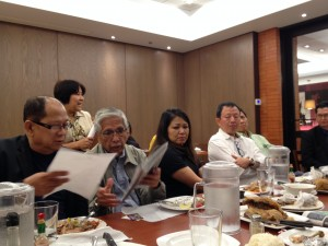 Asean Canada Business Council Meeting