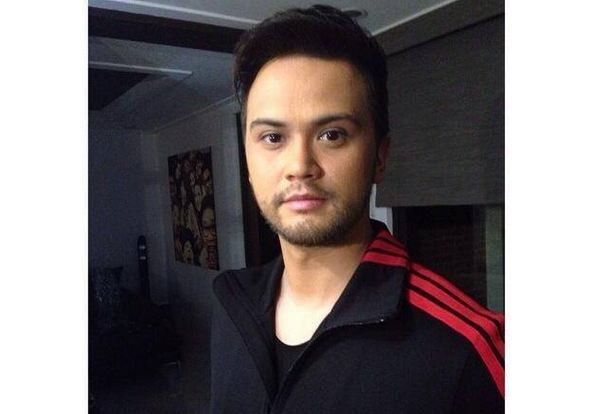 Actor-Singer Billy Crawford (Facebook photo)