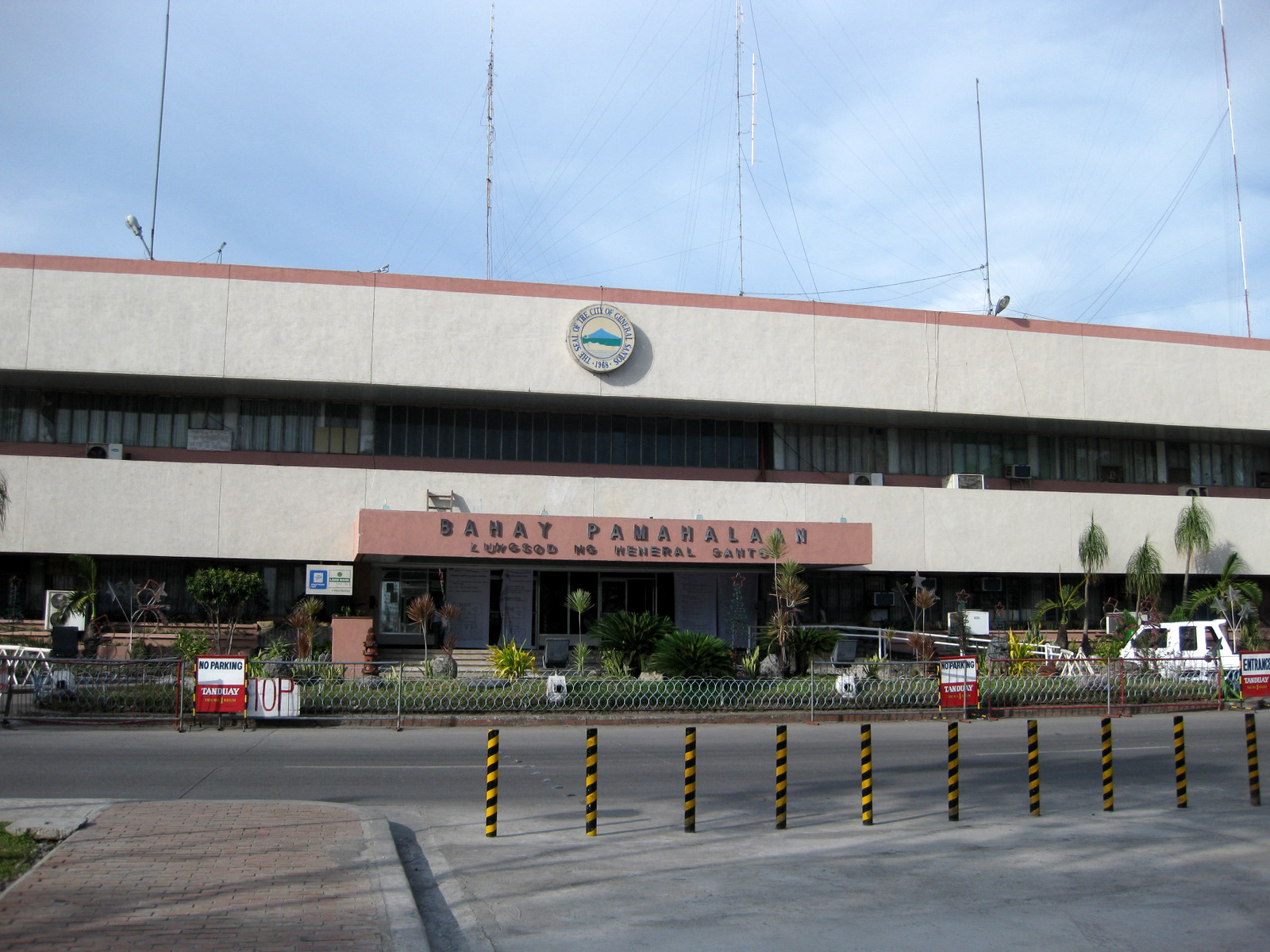 City Hall Philippines City Hall of General Santos
