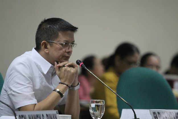 "Senator Francis ""Chiz"" Escudero Escudero, former chair of the Senate Committee on Justice and Human Rights, said he also wanted Amnesty International to explain their findings and present their sources at the legislative inquiry. (Photo: Francis Chiz Escudero/Facebook)"