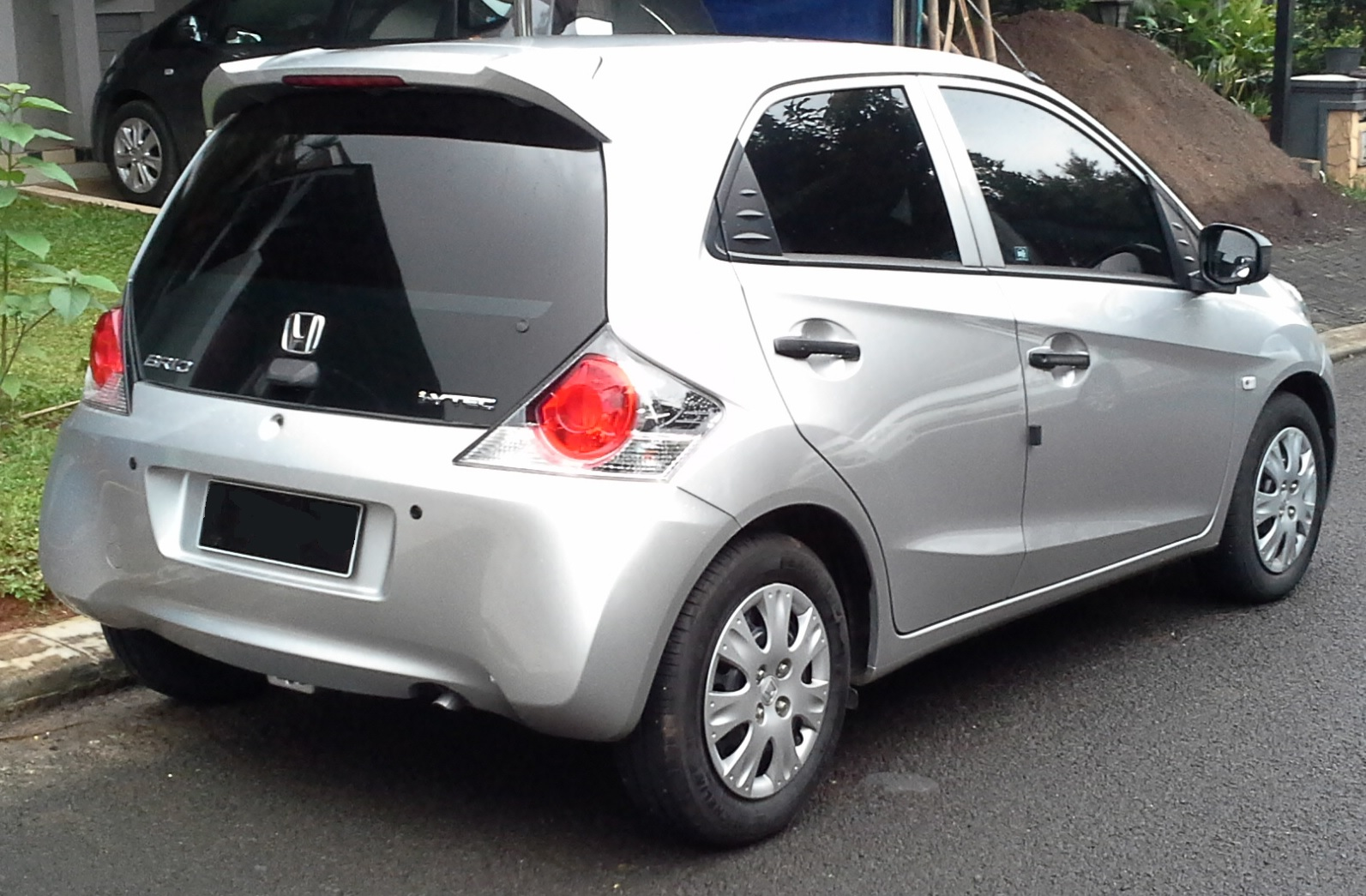 Honda brings smallest car models in PHL market   Philippine Canadian Inquirer