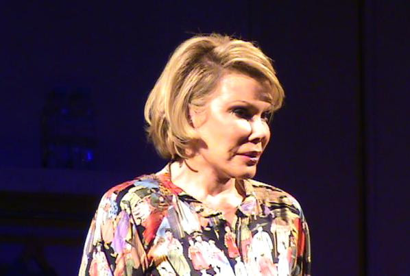 Joan Rivers. Photo by ExpressingYourself / Wikimedia Commons.