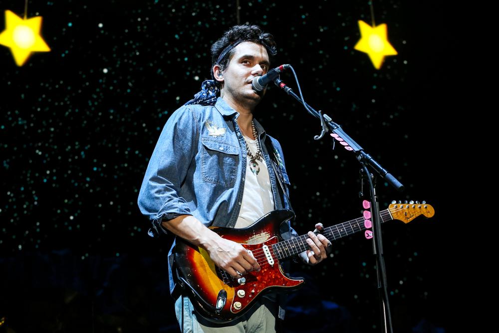 John Mayer in 2013 (photosthatrock / Shutterstock)