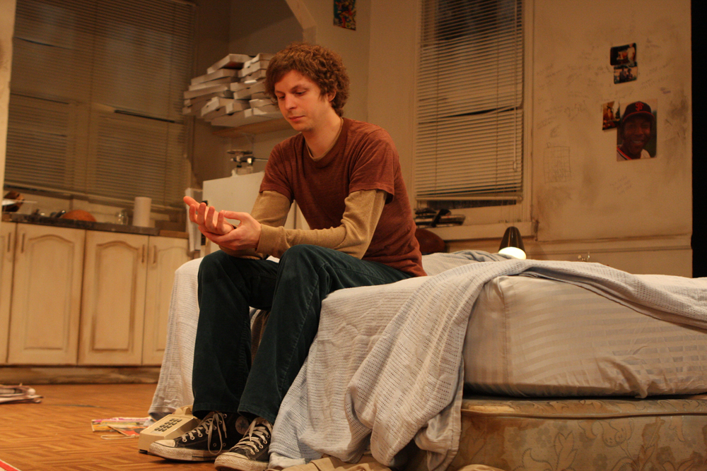 Michael Cera in This is Our Youth. Photo by Eva Rinaldi / Flickr.