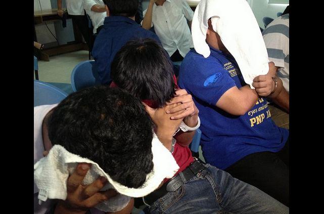 Foiled bombing suspects. Photo courtesy of Ina Reformina (@InaReformina) via Twitter.