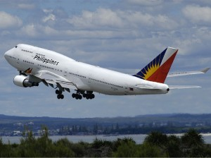 Philippine Airlines (Wikimedia Commons)