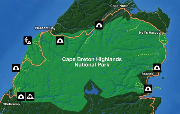 cape breton parks