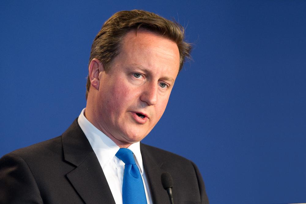 UK Prime Minister David Cameron (Frederic Legrand / Shutterstock)
