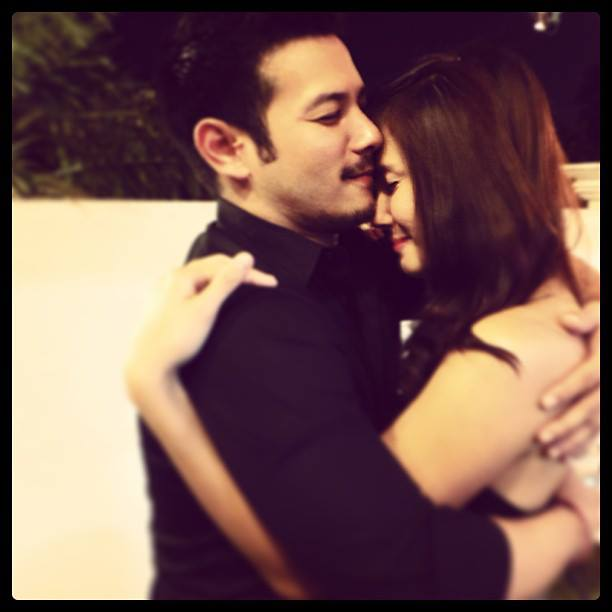 John Prats and Isabel Oli (Facebook Photo)
