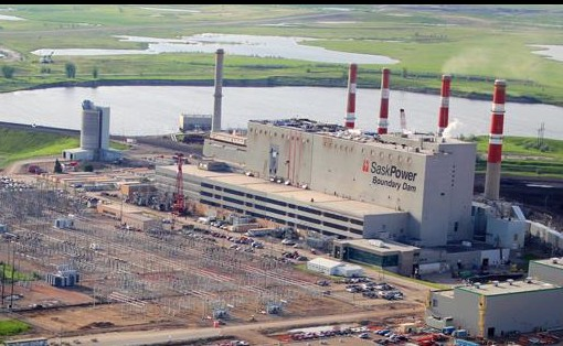 Photo from SaskPower Facebook page