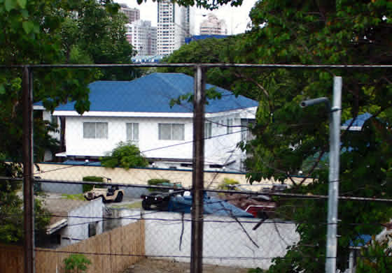"The PNP ""White House"" (Photo courtesy of www.purisimaplunder.com)"