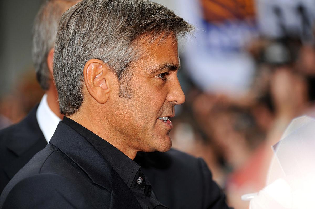 George Clooney. Michael Vlasaty / Flickr.