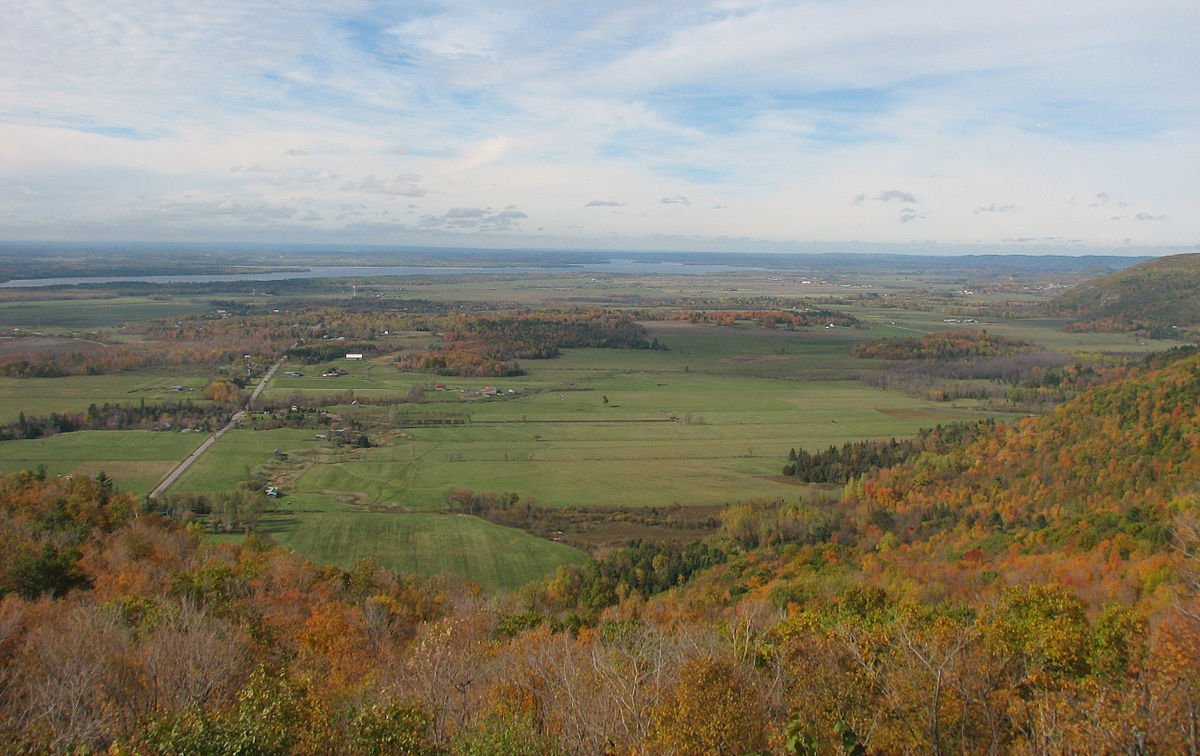 Ottawa Valley. Lezumbalaberenjena / Wikimedia Commons.