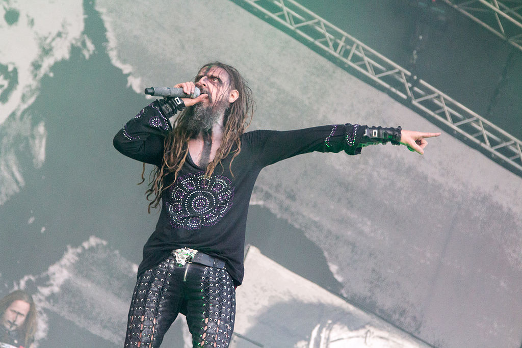 Rob Zombie. Alfred Nitsch / Wikimedia Commons.
