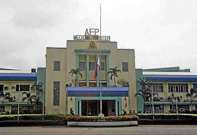 AFP Medical Center (Wikipedia photo)