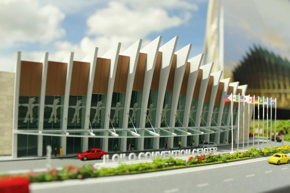 Iloilo Convention Center (Facebook photo)