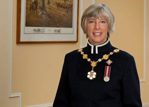 The Honourable Judith Guichon, Lieutenant Governor of British Columbia (Facebook photo)