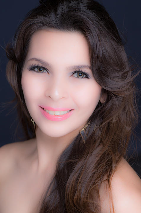 Miss World candidate Priscilla Kimberley Dela Cruz (Photographed by Pancho Escaler. Photo courtesy of Yahoo! Philippines)
