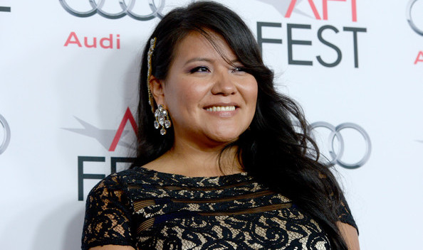 Actress Misty Upham (Photo courtesy of Showbiz411.com)