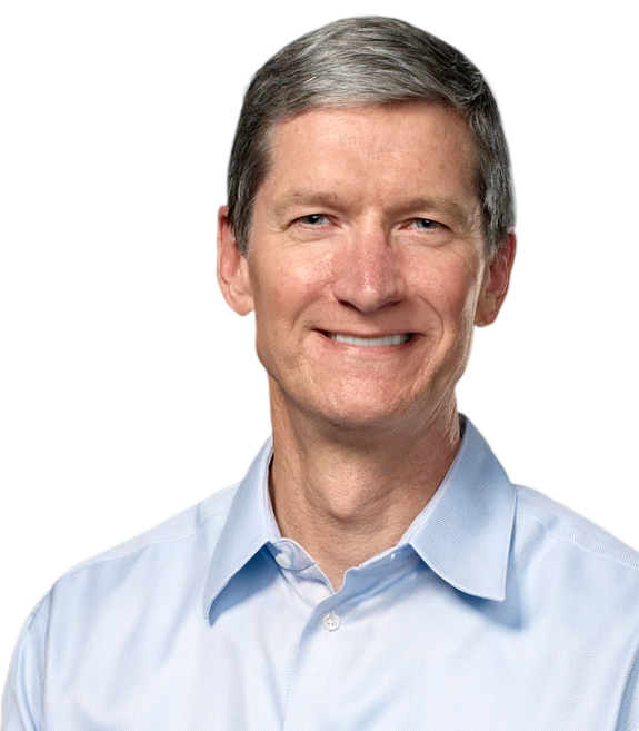 Apple CEO Tim Cook (Photo courtesy of Apple)
