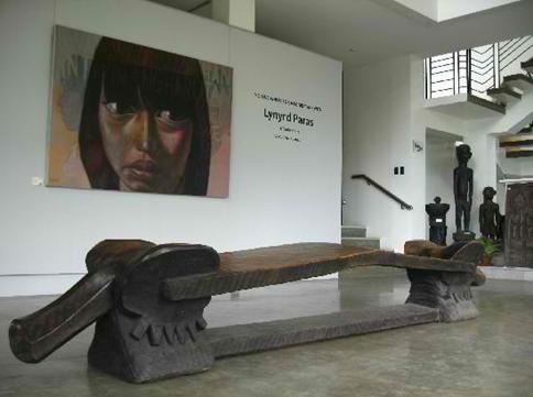 BenCab Museum interior (Photo courtesy of Tripadvisor)