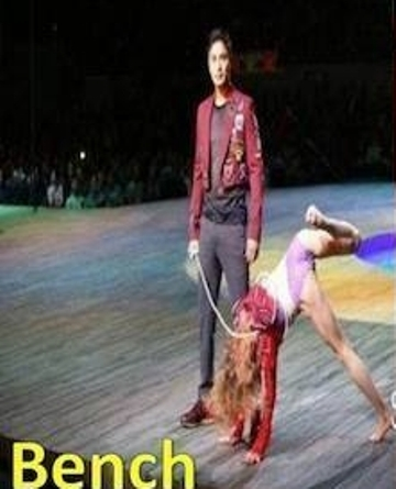 Photo of the controversial performance that got actor Coco Martin in trouble with women's groups (Photo: change.org)