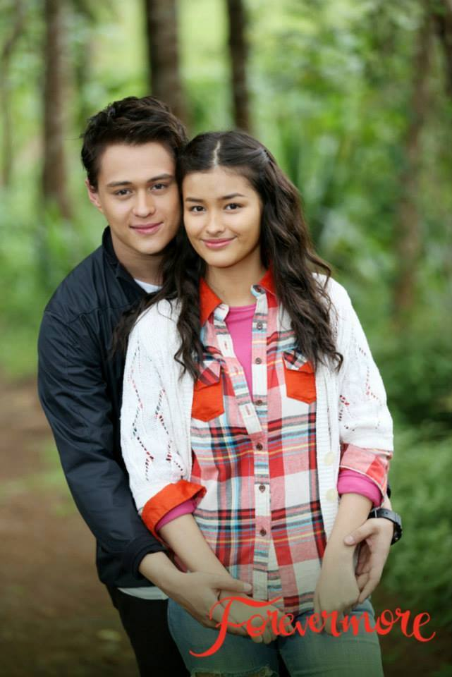 Enrique Gil and Liza Soberano. Facebook Photo.