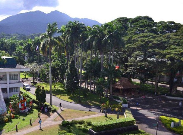 View of UPLB Carabao Park (Photo courtesy of the official UPLB Facebook page)