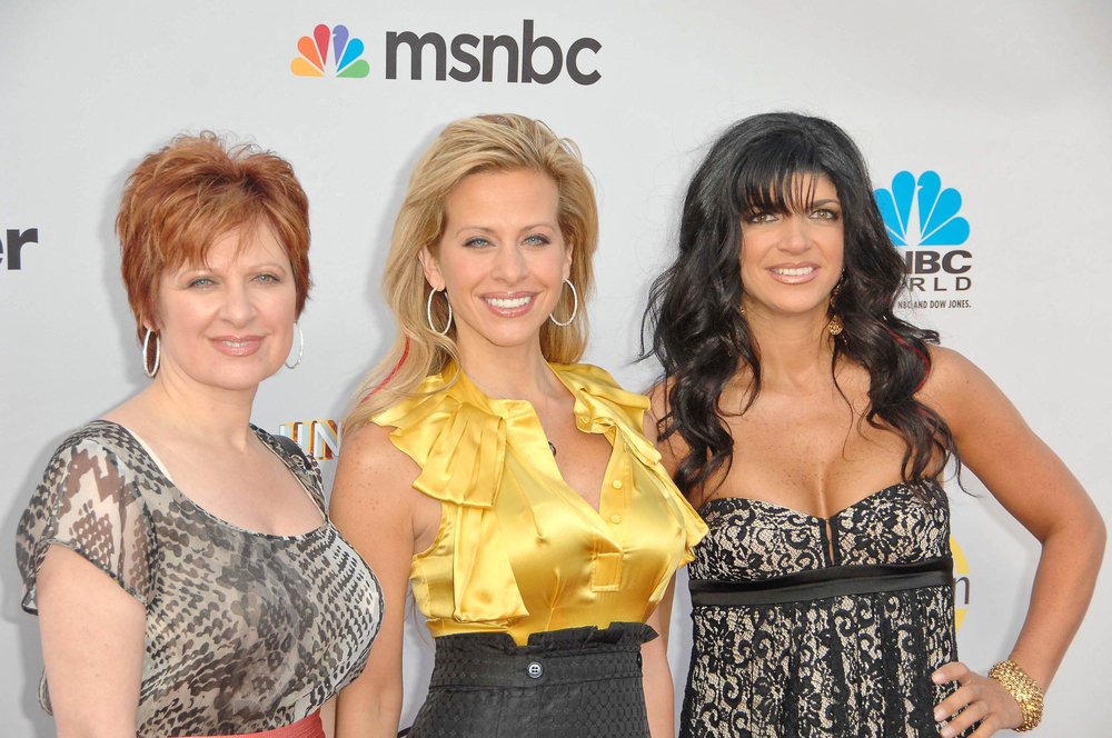 Caroline Manzo, Dina Manzo and Teresa Giudice. s_bukley / Shutterstock.com.