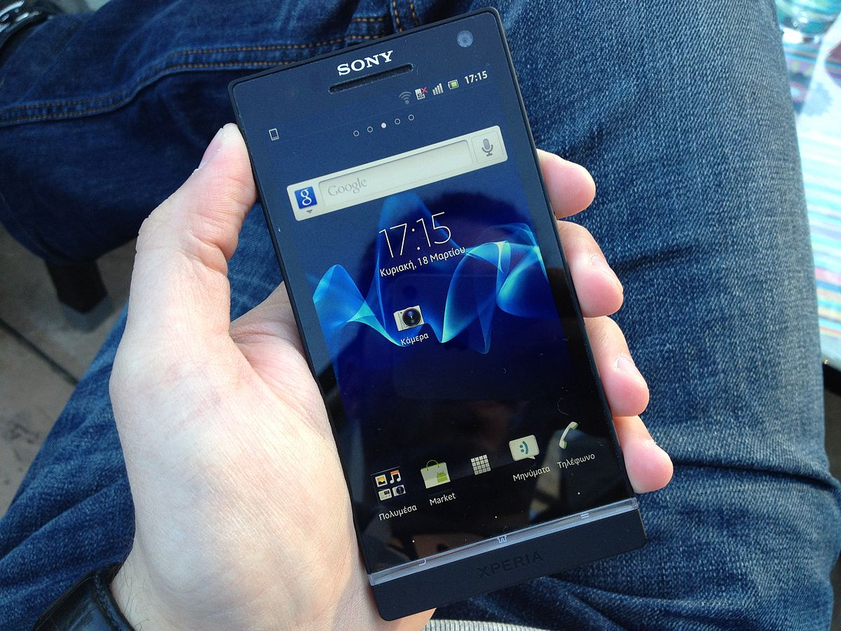 A Sony Xperia S running Android 2.3. John Karakatsanis / Flickr.