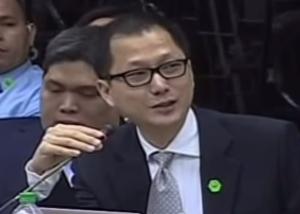 Antonio Tiu (screengrab from GMA News footage)