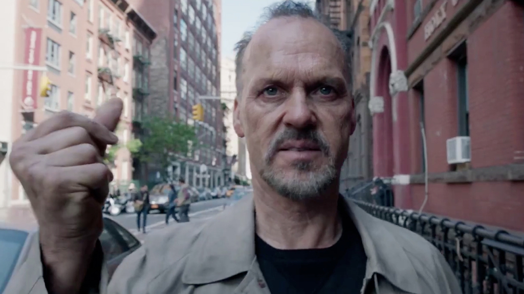 'Birdman' star Michael Keaton