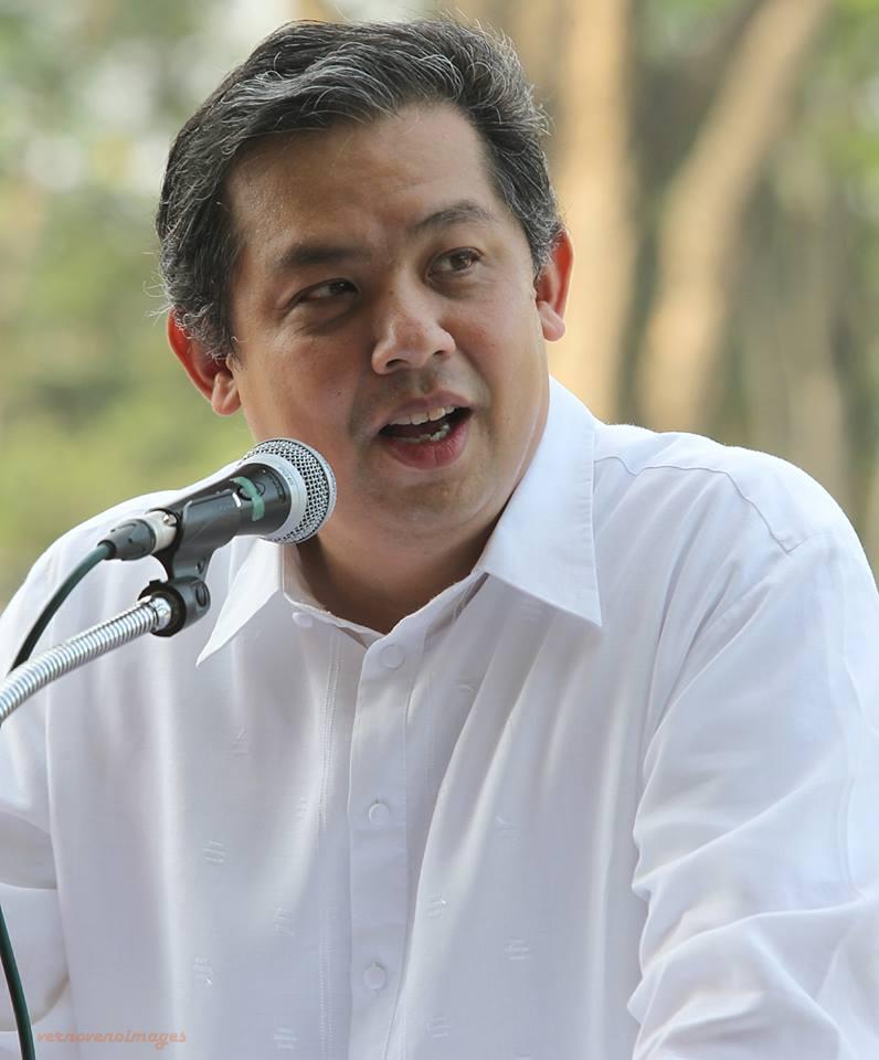 Rep. Ferdinand Martin Romualdez of Leyte (Facebook photo)