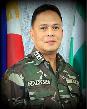 Lt. Gen. Gregorio Pio Catapang (Photo courtesy of www.dwdd.gov.ph)