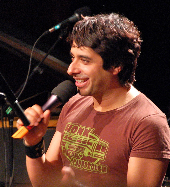 Jian Ghomeshi. Penmachine / Wikimedia Commons.
