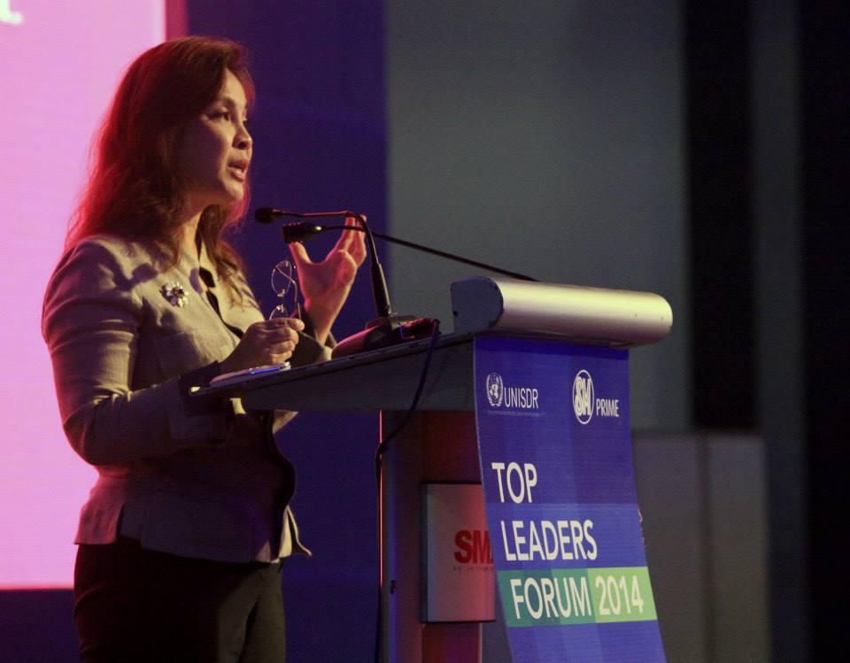 Sen. Loren Legarda (Facebook photo)