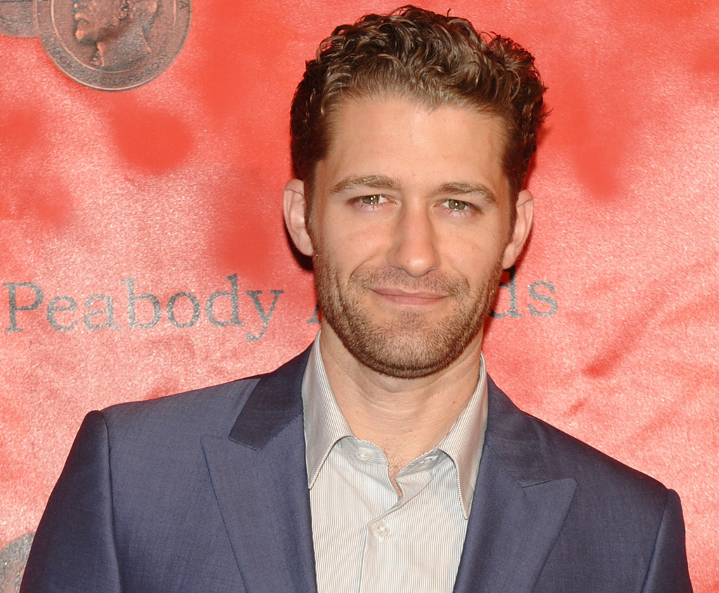 Matthew Morrison. Peabody Awards / Flickr