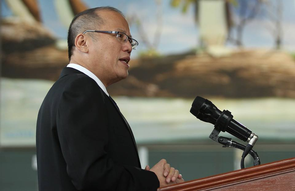 speech of noynoy aquino Metro manila (cnn philippines, august 21) — former president benigno aquino iii delivered subtle jabs at the duterte administration in a speech during his father's 35th death anniversary in .
