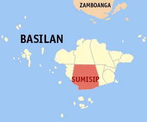 The bodies of Hoang Thong and Hoang Va Hai were found by villagers in the town of Sumisip, said the military's Western Mindanao Command.