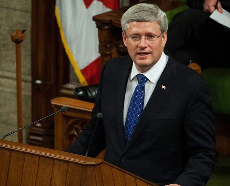 Prime Minister Stephen Harper (Facebook photo)