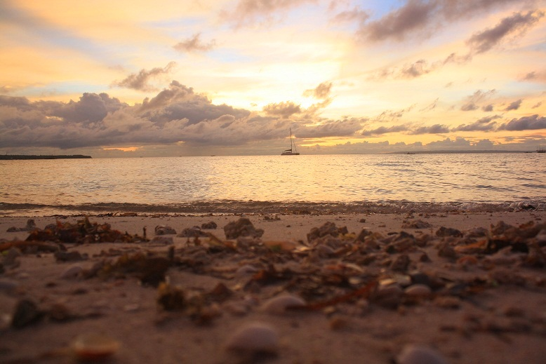 Sunrise in Bantayan Island, Cebu (Ching Dee / PCI)